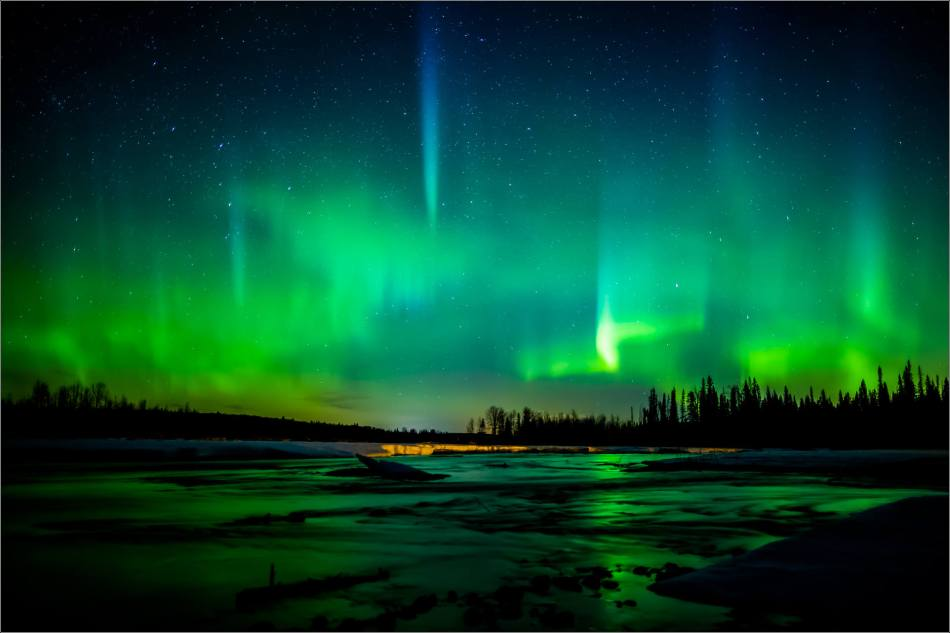 Spring Equinox Aurora - © Christopher Martin-2522
