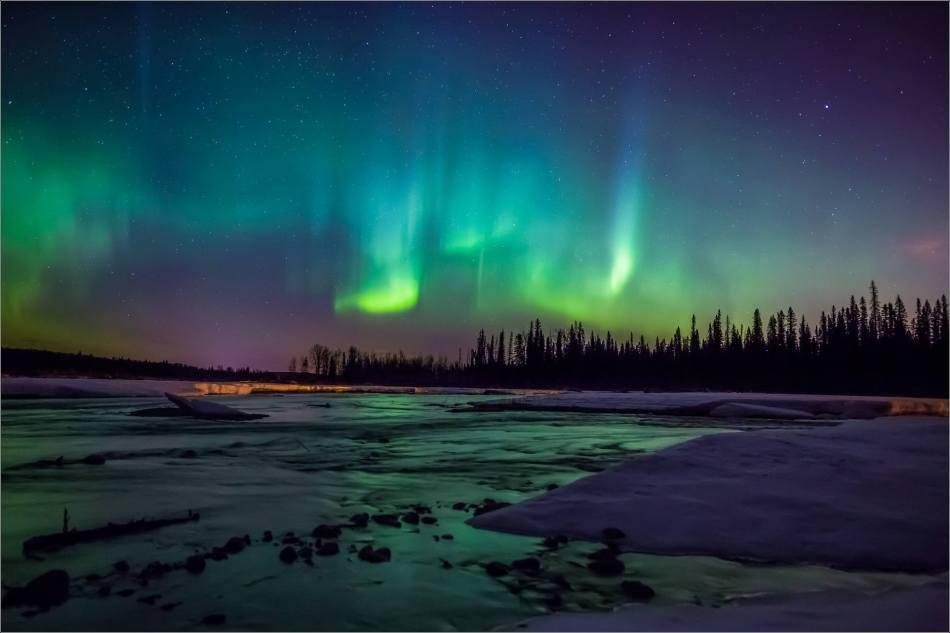 Spring Equinox Aurora - © Christopher Martin-2529