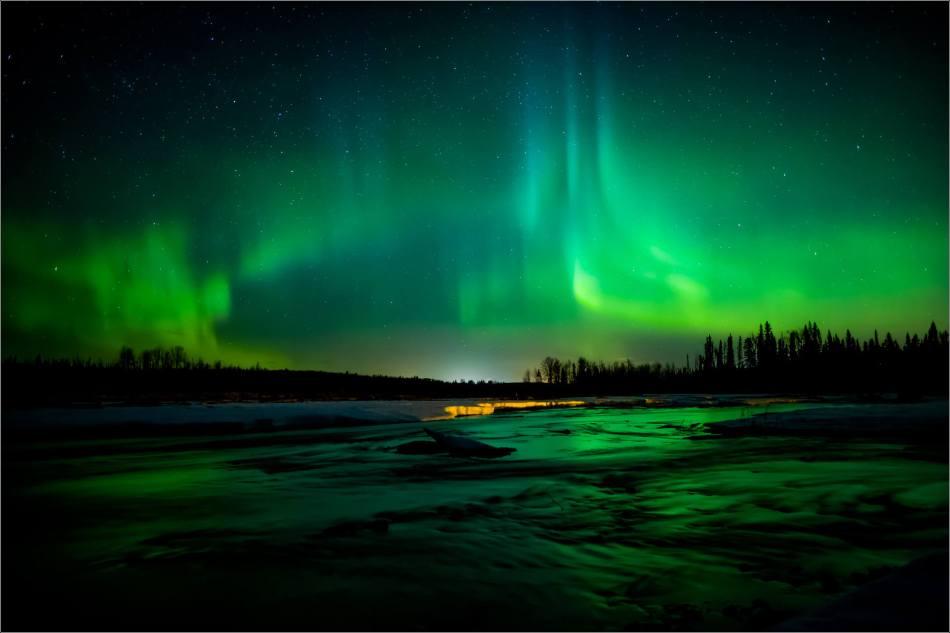 Spring Equinox Aurora - © Christopher Martin-2539
