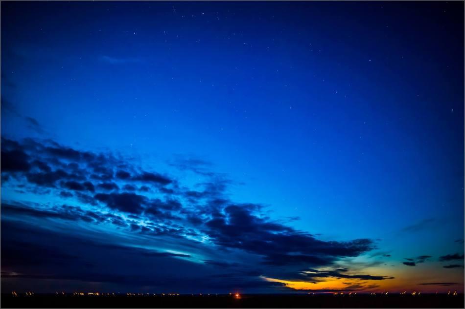 Aurora Borealis over Nanton  - © Christopher Martin-3953