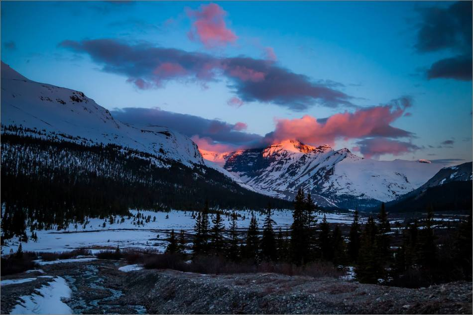 Dawn on Mount Kitchener - © Christopher Martin Photography-0424-2