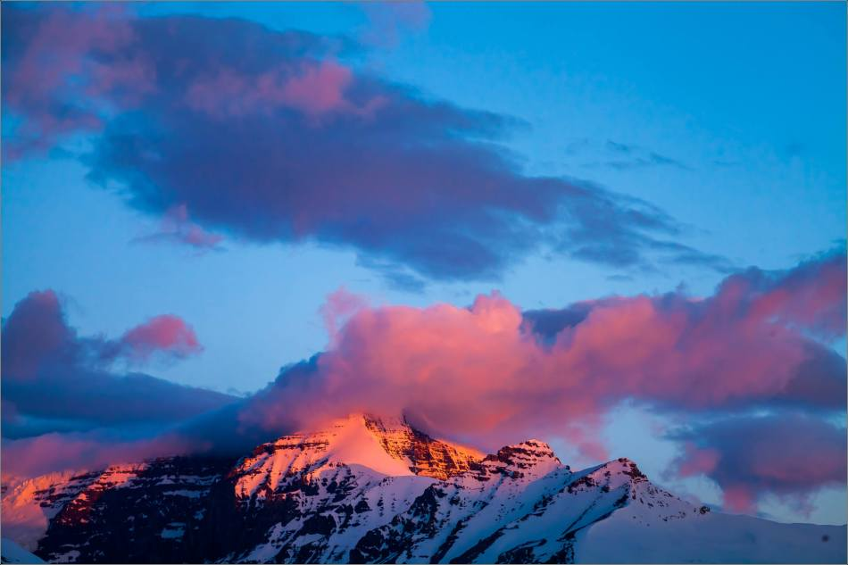 Dawn at the Columbia Icefields - © Christopher Martin Photography-0431