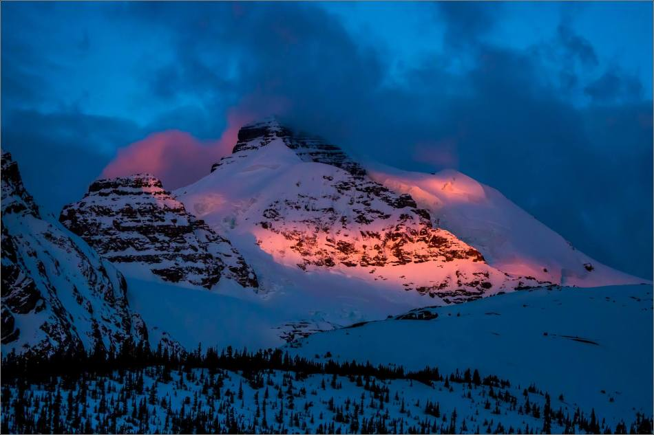 Dawn at the Columbia Icefields - © Christopher Martin Photography-0688