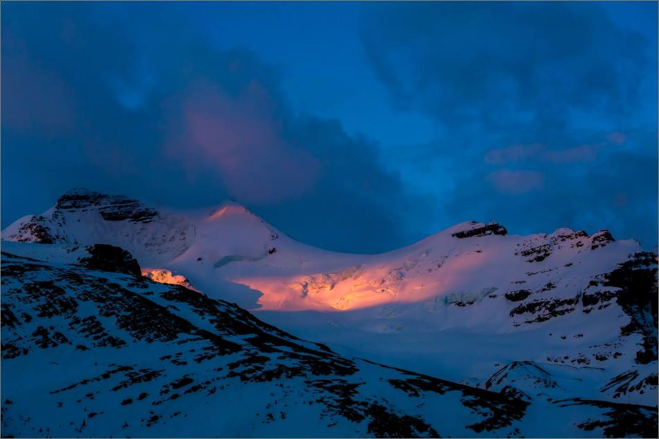 Dawn at the Columbia Icefields - © Christopher Martin Photography-0698