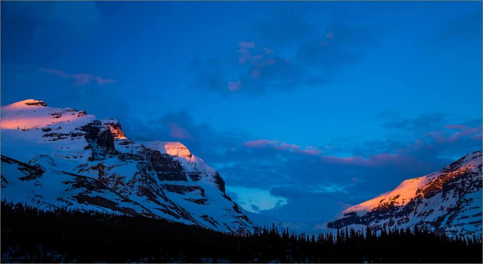 Dawn at the Columbia Icefields - © Christopher Martin Photography-0712