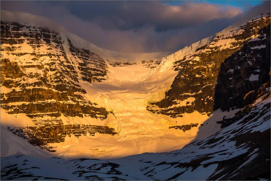 Dawn at the Columbia Icefields - © Christopher Martin Photography-0736