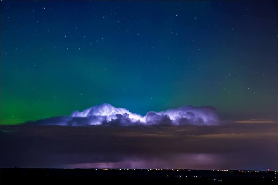 Aurora Lightning - © Christopher Martin-8231-2