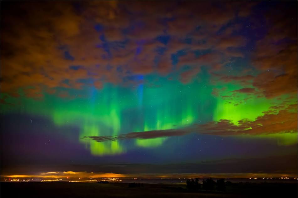 Aurora Lightning - © Christopher Martin-8474