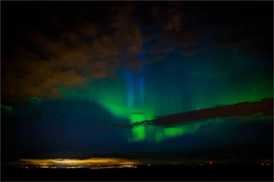 Aurora Lightning - © Christopher Martin-8499