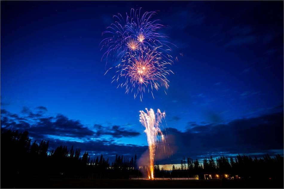 Canada Day Fireworks - © Christopher Martin-6040