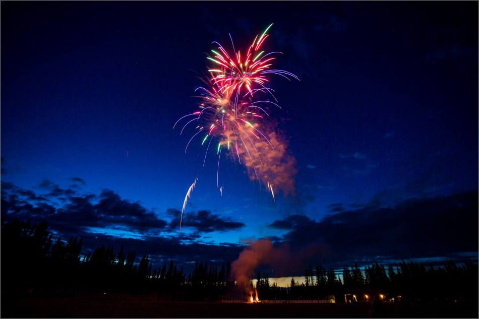 Canada Day Fireworks - © Christopher Martin-6046