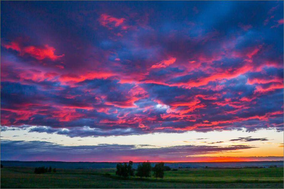 Prairie dawn over Springbank - © Christopher Martin-8717-2