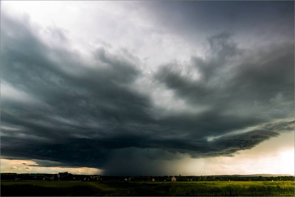 Prairie Storm Lightning - © Christopher Martin-8527