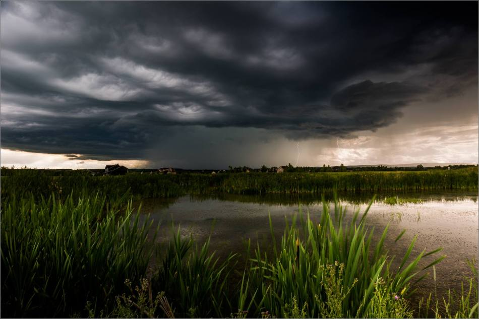 Prairie Storm Lightning - © Christopher Martin-8558
