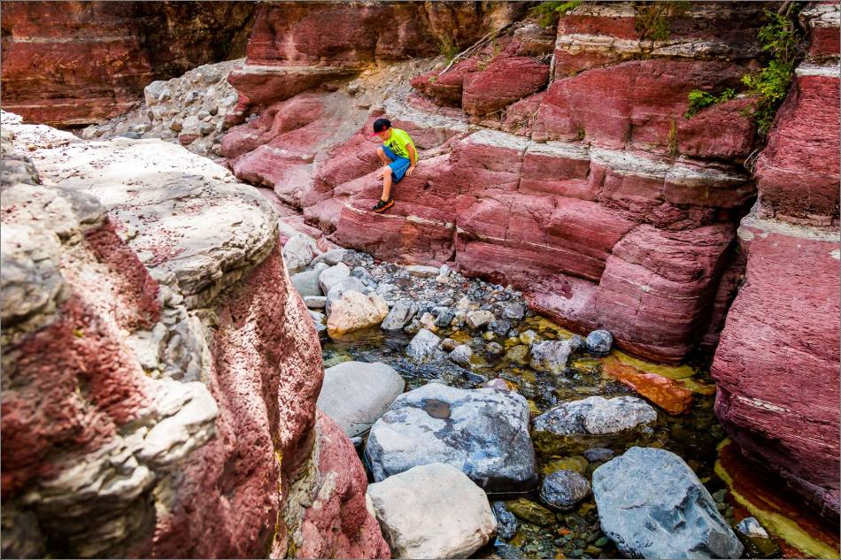 Red Rock Canyon Parkour - © Christopher Martin-3231