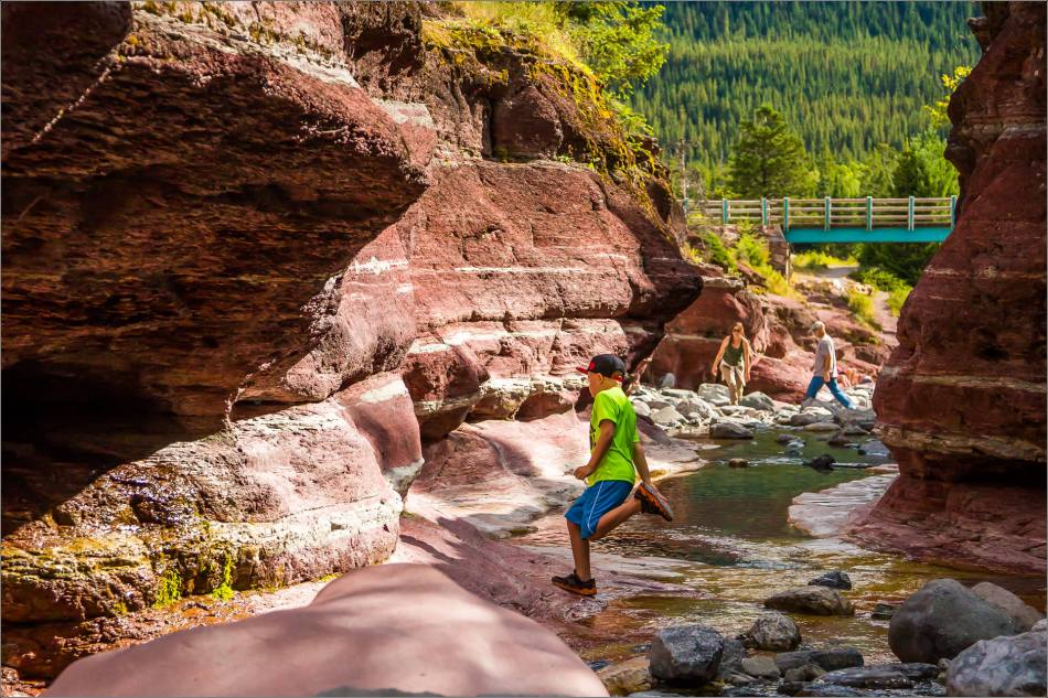 Red Rock Canyon Parkour - © Christopher Martin-3244