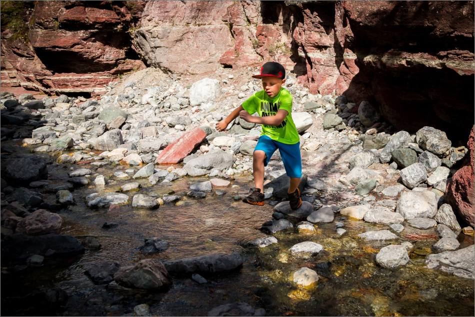 Red Rock Canyon Parkour - © Christopher Martin-3257
