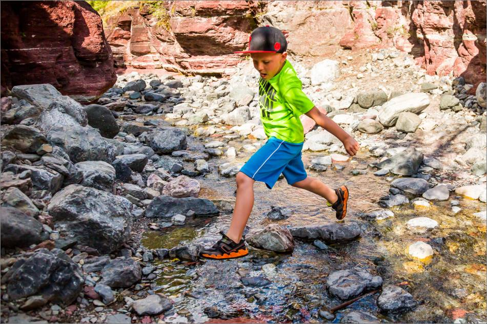 Red Rock Canyon Parkour - © Christopher Martin-3260