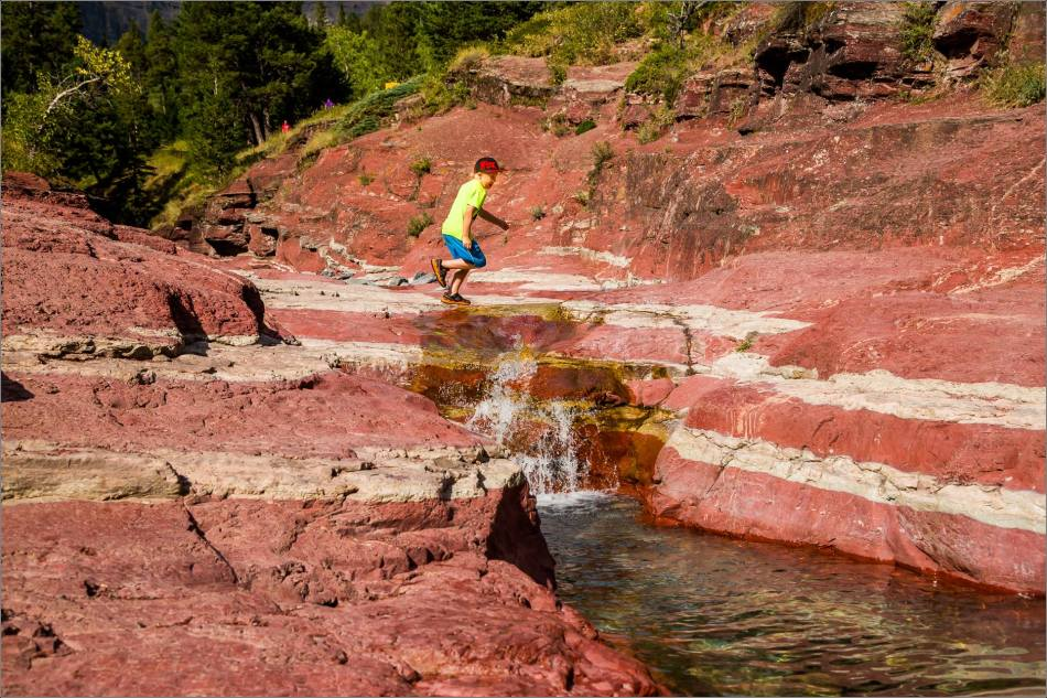 Red Rock Canyon Parkour - © Christopher Martin-3280