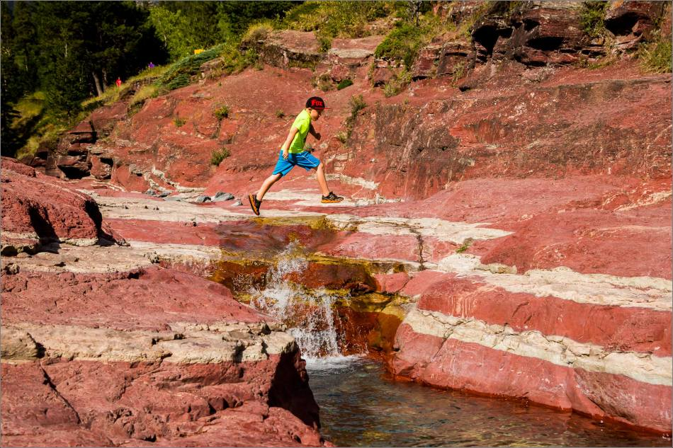 Red Rock Canyon Parkour - © Christopher Martin-3281
