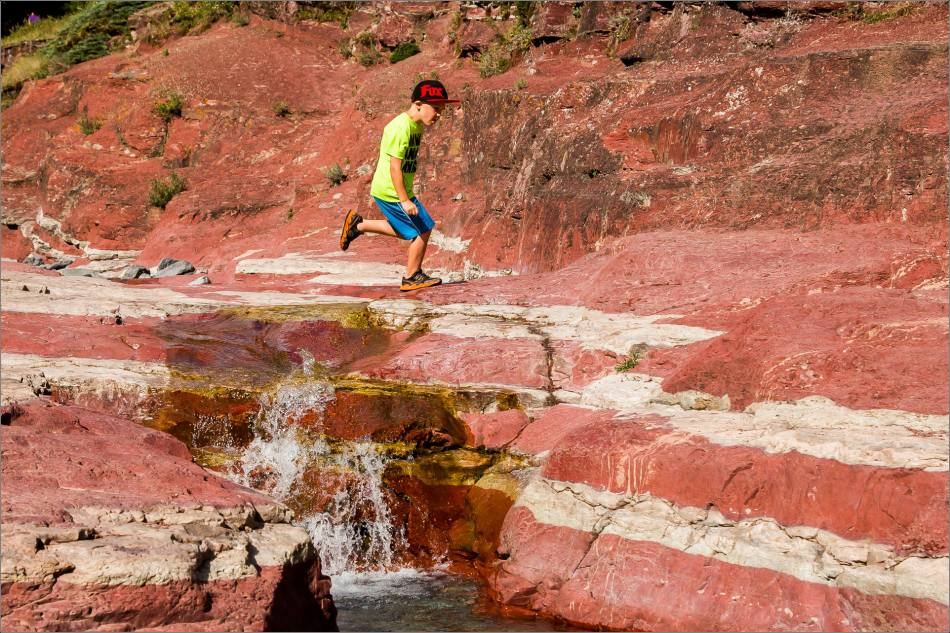 Red Rock Canyon Parkour - © Christopher Martin-3282