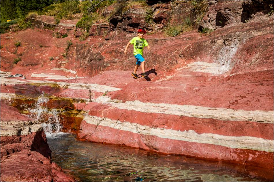 Red Rock Canyon Parkour - © Christopher Martin-3286