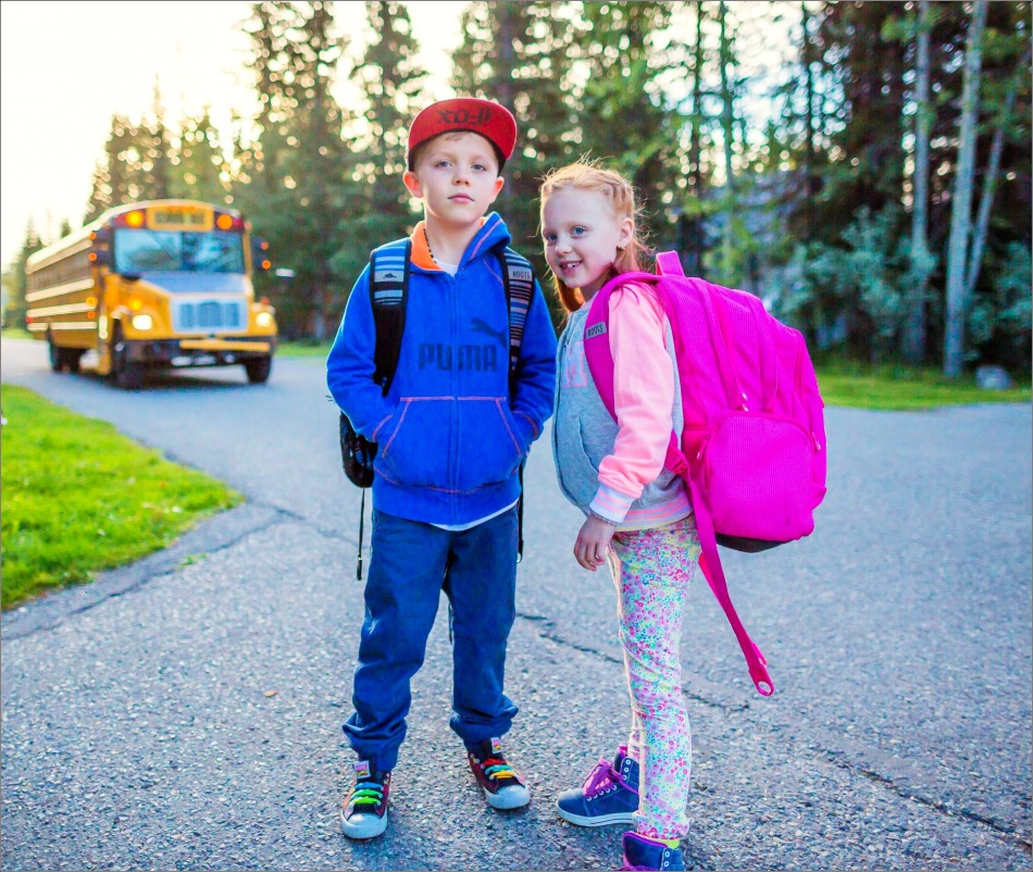 First day of school - © Christopher Martin-4988