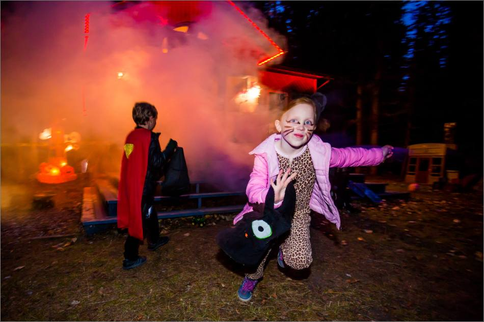 Halloween Tricking and Treating - © Christopher Martin-2505