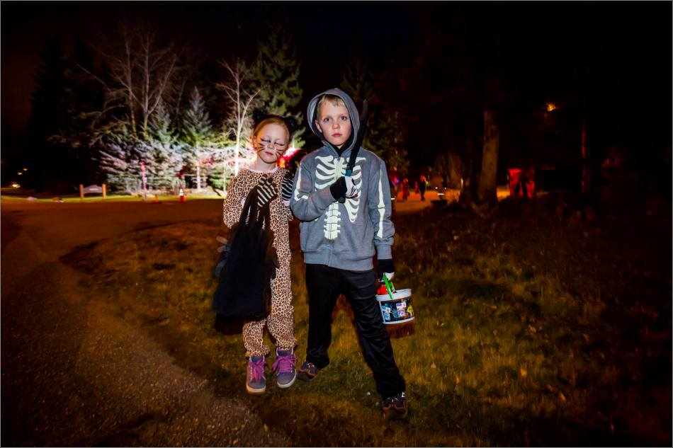 Halloween Tricking and Treating - © Christopher Martin-2534