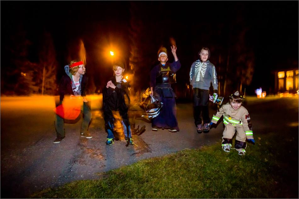 Halloween Tricking and Treating - © Christopher Martin-2560