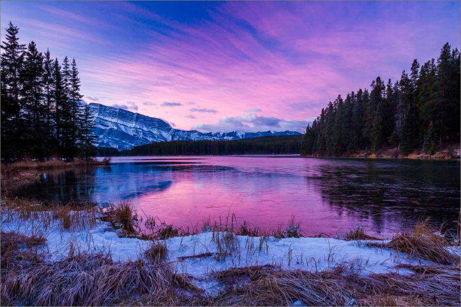 Two Jack Sunrise in Banff - © Christopher Martin-2607-2