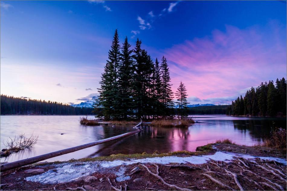 Two Jack Sunrise in Banff - © Christopher Martin-2610