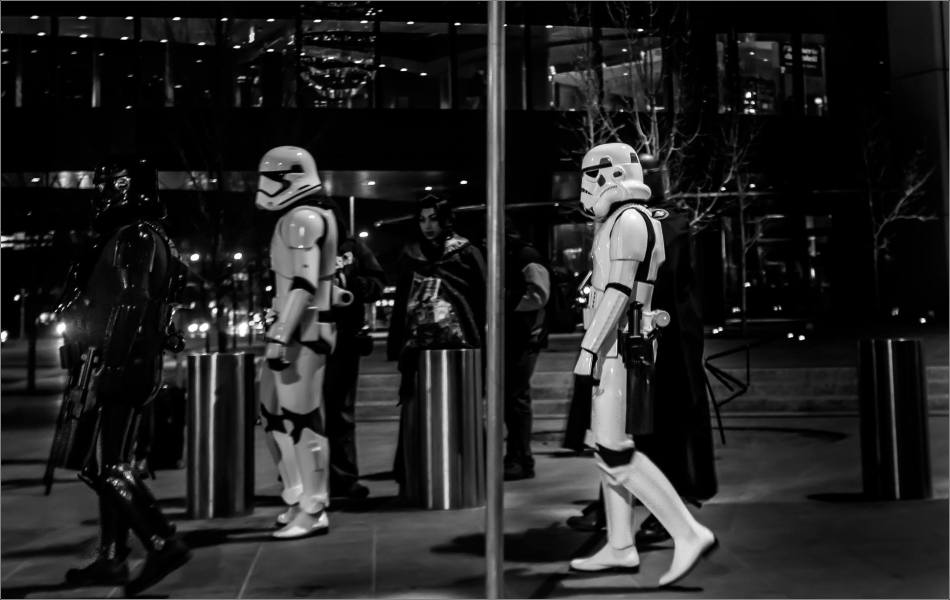 Star Wars - Stormtroopers in YYC - © Christopher Martin-7106