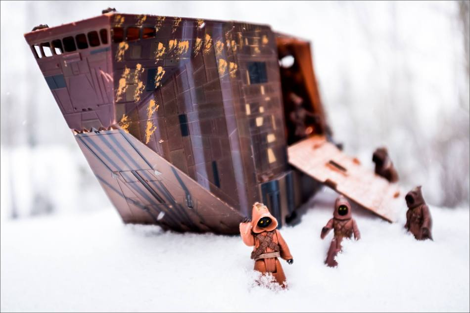 Winter Jawas - © Christopher Martin-1538