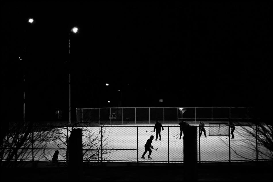 Hockey night in Canada - © Christopher Martin-0966