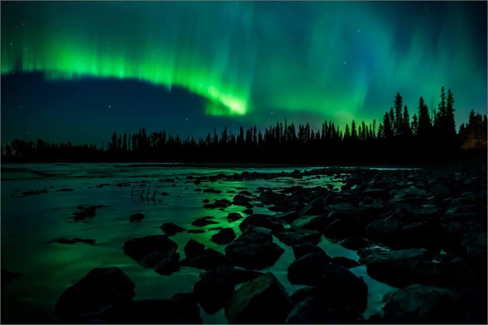 Albertan Aurora - © Christopher Martin-5979