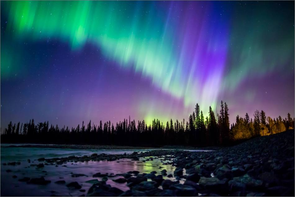 Mother's Day Aurora Borealis - © Christopher Martin-5949