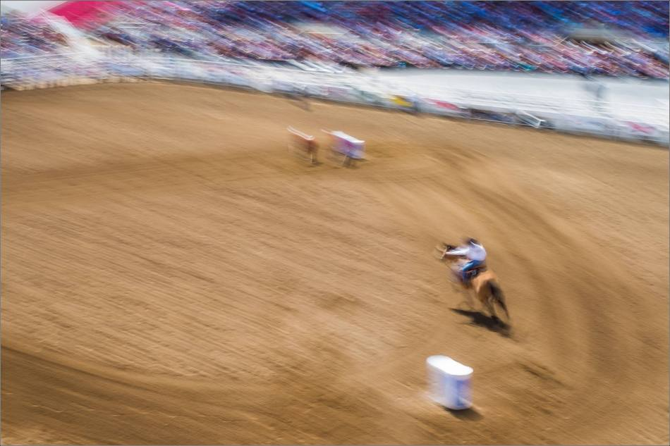 Calgary Stampede Day 1 Rodeo - © Christopher Martin-156