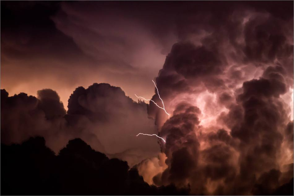 Canada Day Lightning Storm - © Christopher Martin-390