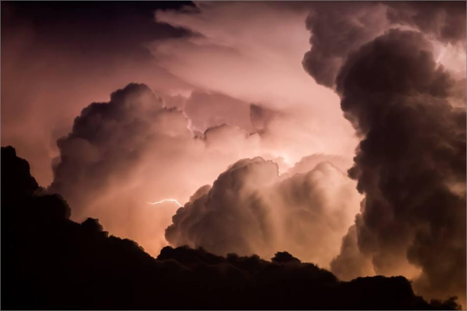 Canada Day Lightning Storm - © Christopher Martin-405