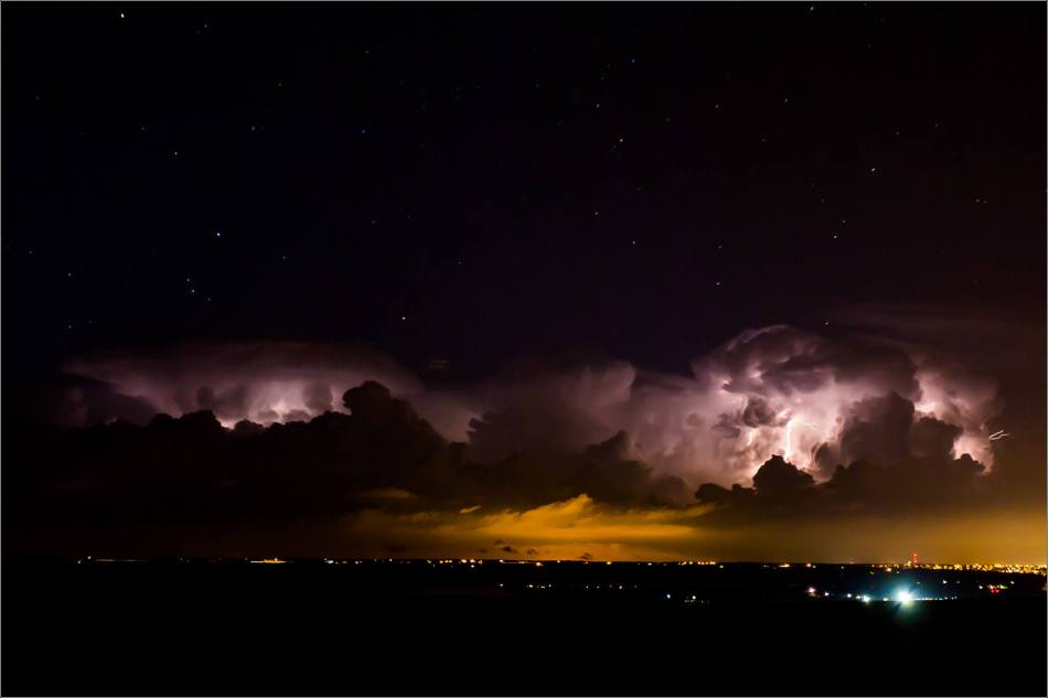 Canada Day Lightning Storm - © Christopher Martin-506