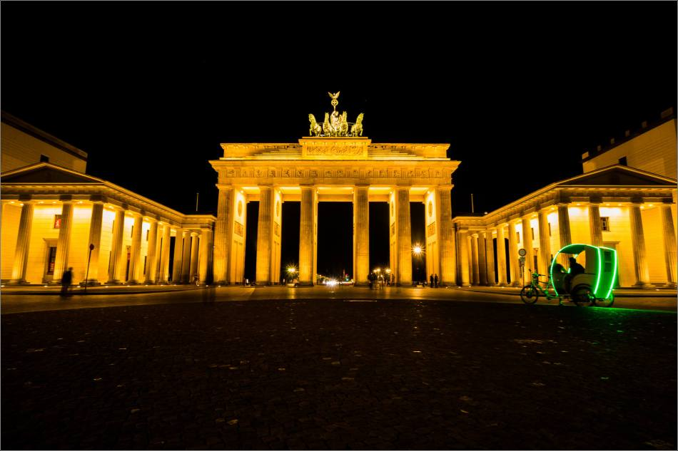 Nightlines at the Brandenburg Tor - © Christopher Martin-8993