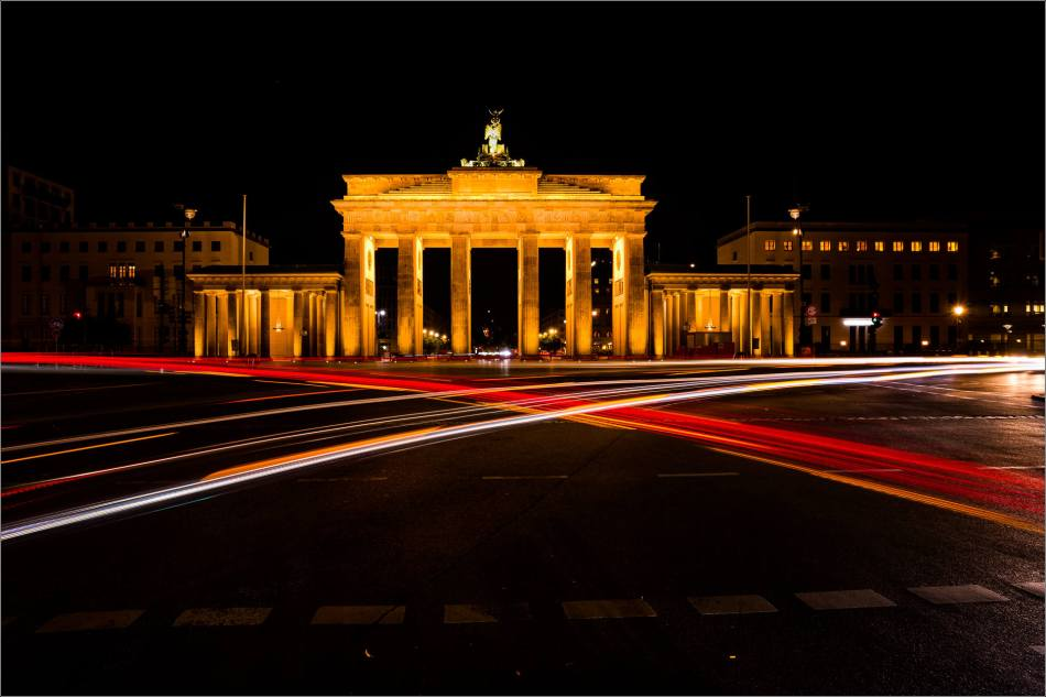 Nightlines at the Brandenburg Tor - © Christopher Martin-9018