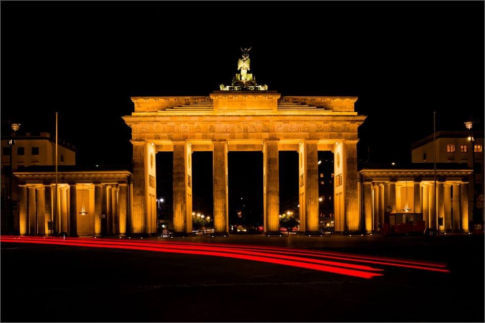 Nightlines at the Brandenburg Tor - © Christopher Martin-9020