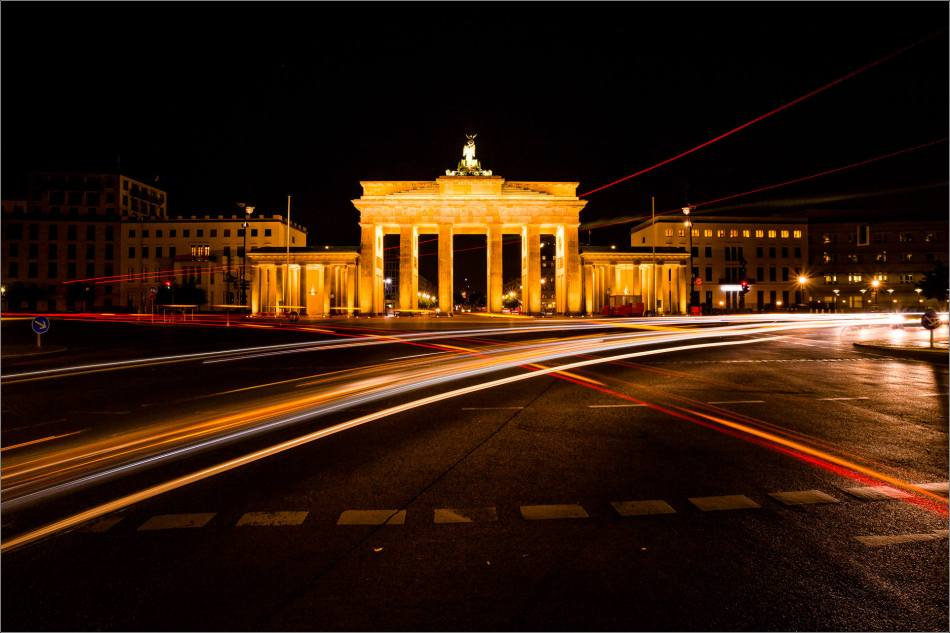 Nightlines at the Brandenburg Tor - © Christopher Martin-9028