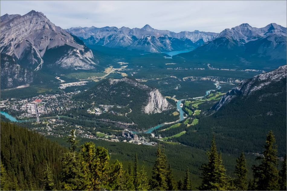 Banff in the Bow Valley - © Kian Martin-3389