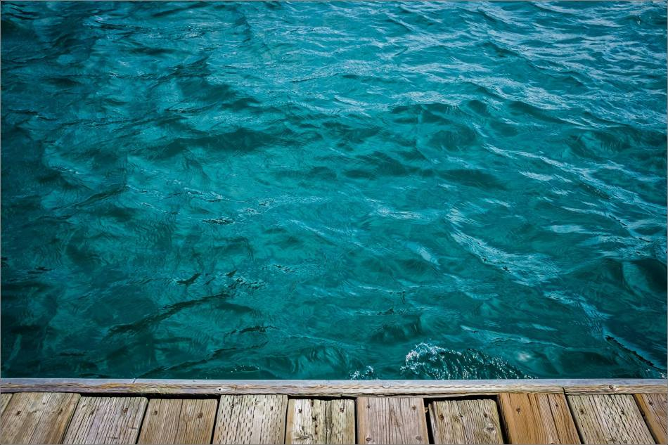 Minnewanka's emerald waters - © Kian Martin 2016 -3503