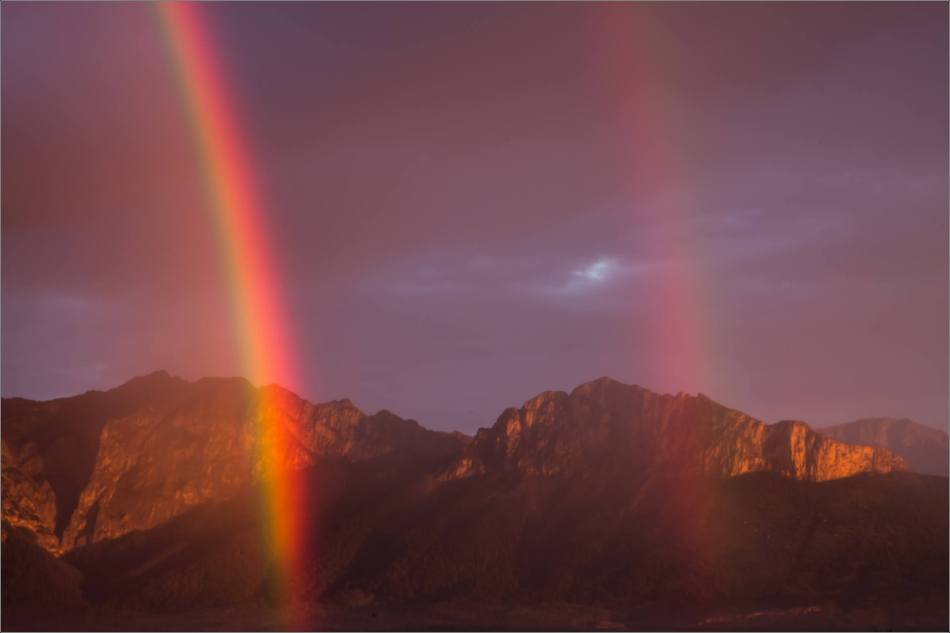 Rainbow sunrise in the Bow Valley - © Christopher Martin-2679-2