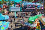Skyride at the Calgary Stampede Midway – © ChristopherMartin-2507