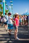 Exploring the midway at the Calgary Stampede Midway – © ChristopherMartin-2564